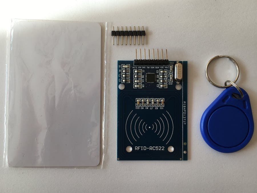 RFID-Kit & Particle Photon - A First Introduction - Hackster io