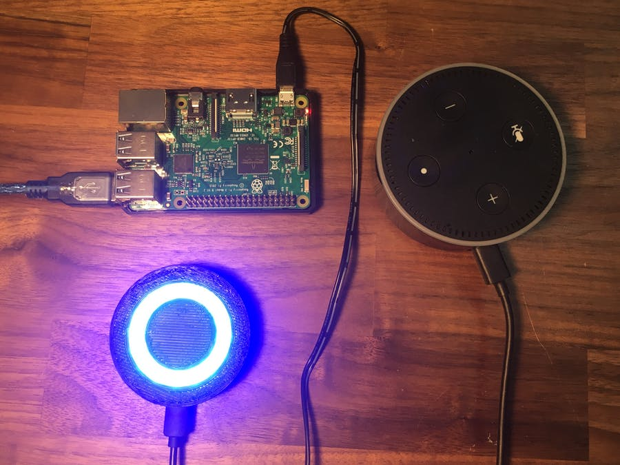 3D Printer Monitoring with Alexa and Arduino