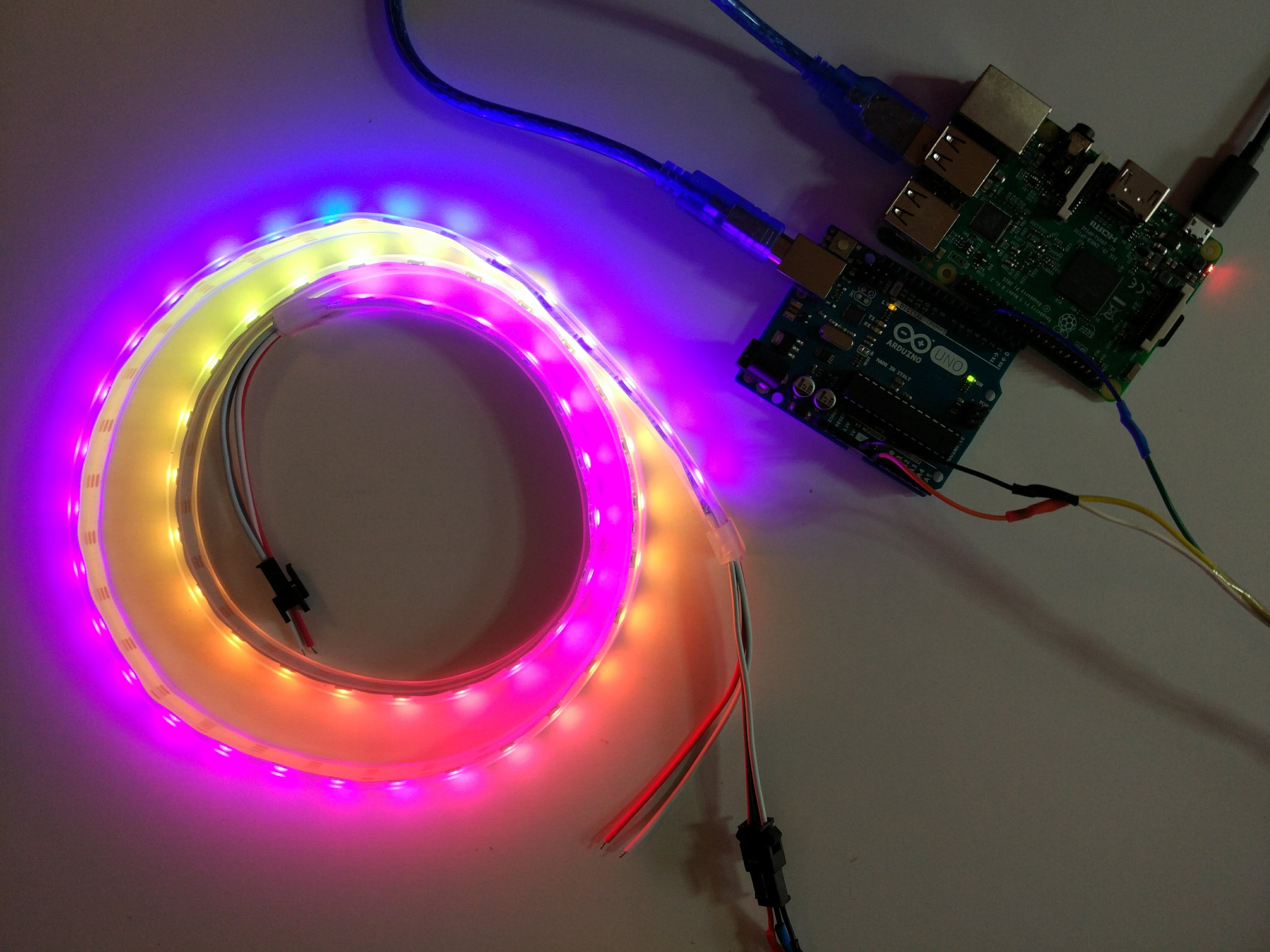 Animated Smart Light with Alexa and Arduino