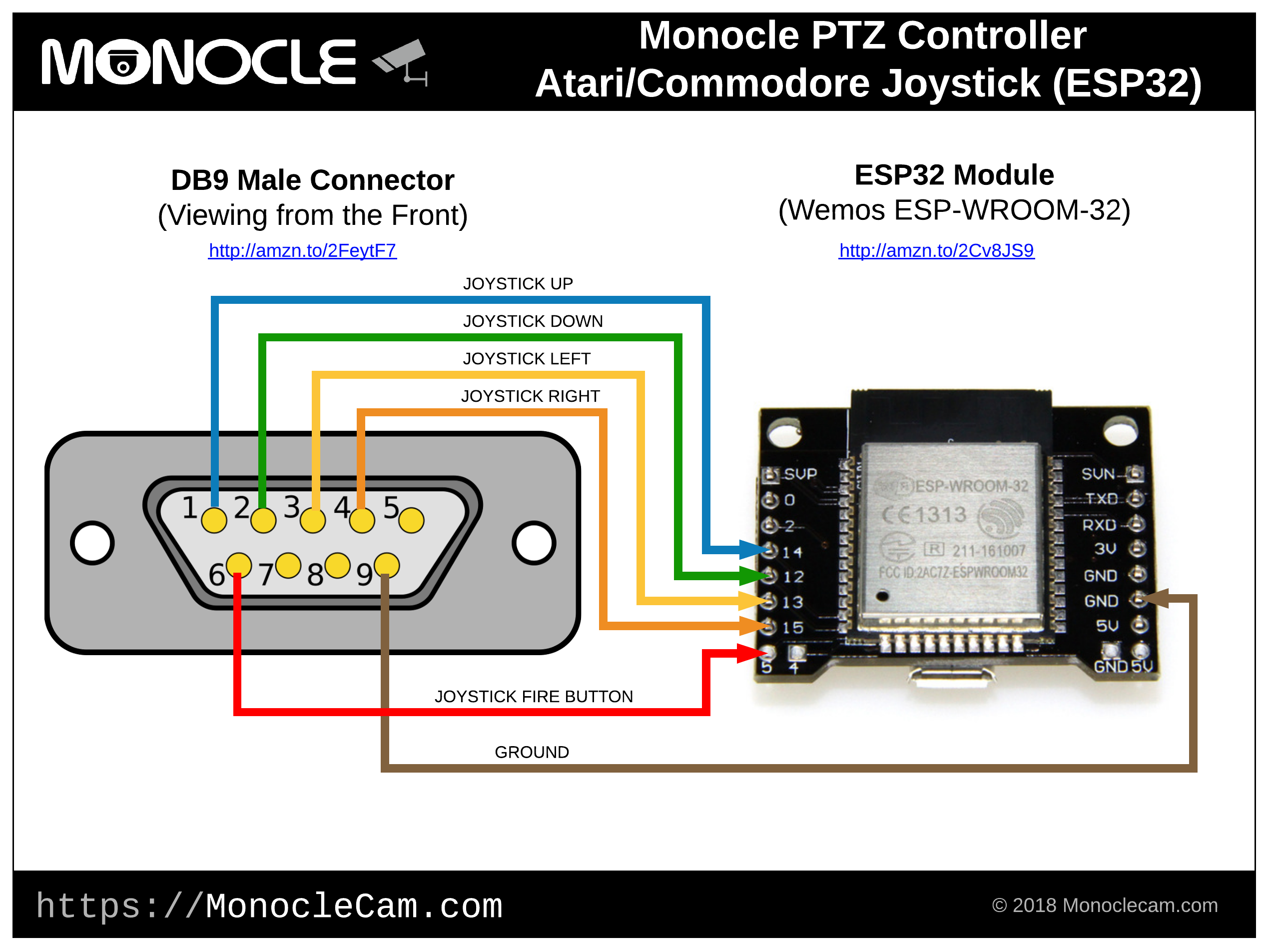 Monocle View Control Ip Cameras With Alexa Arduino Wemo Wiring Diagram