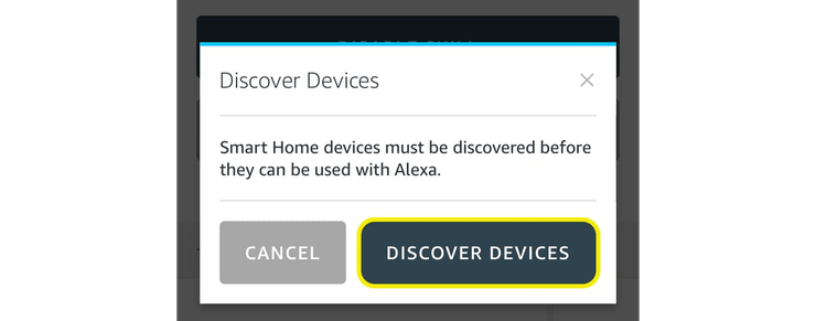 Onvif Discovery Mode