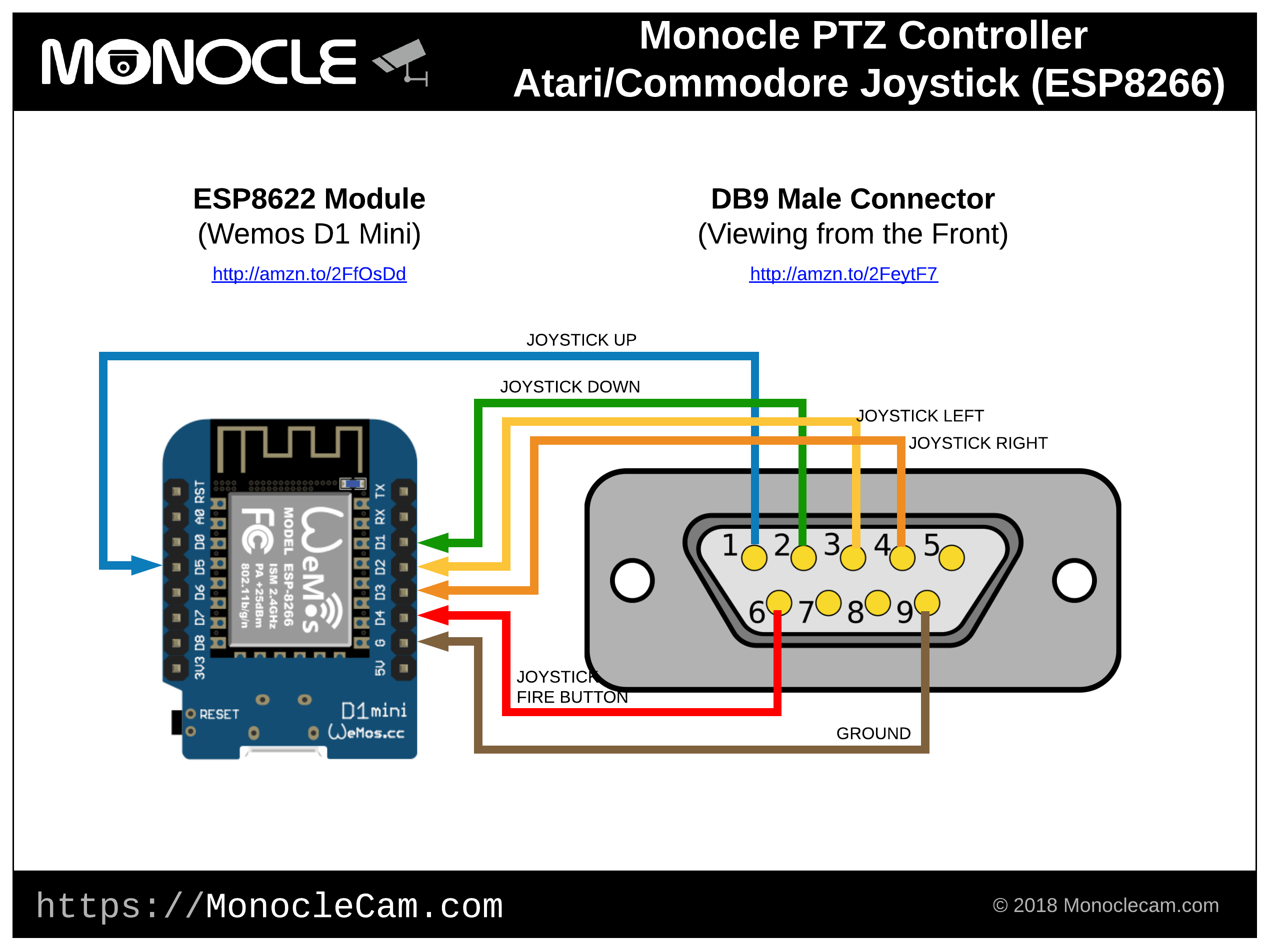 Please note the wiring diagram for the other variants are includes in the schematics section of this article.
