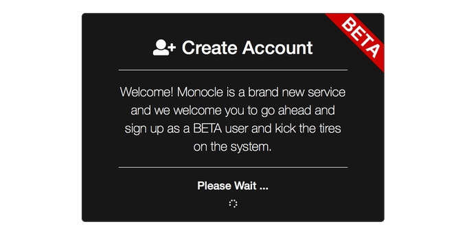 Welcome To Monocle