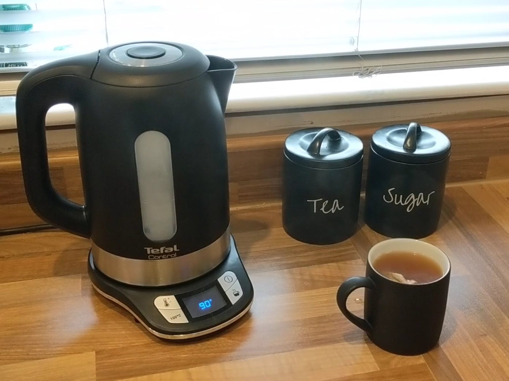 Alexa, Put the Kettle On!