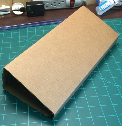 What we are making from our box.