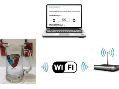 Secure Internet Of Things Humidifier
