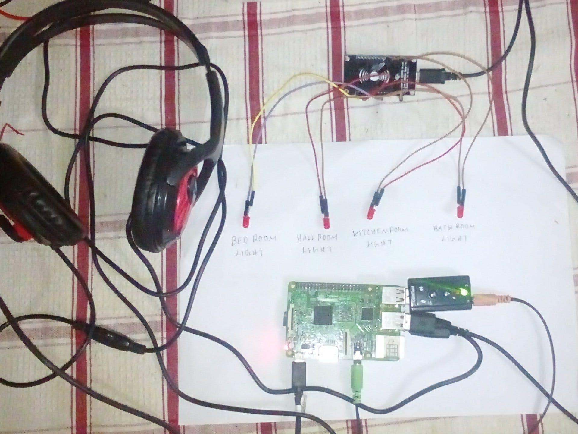 smart home using Alexa