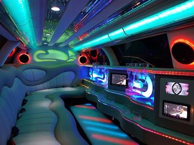 IoT Meets Stretch Limousine