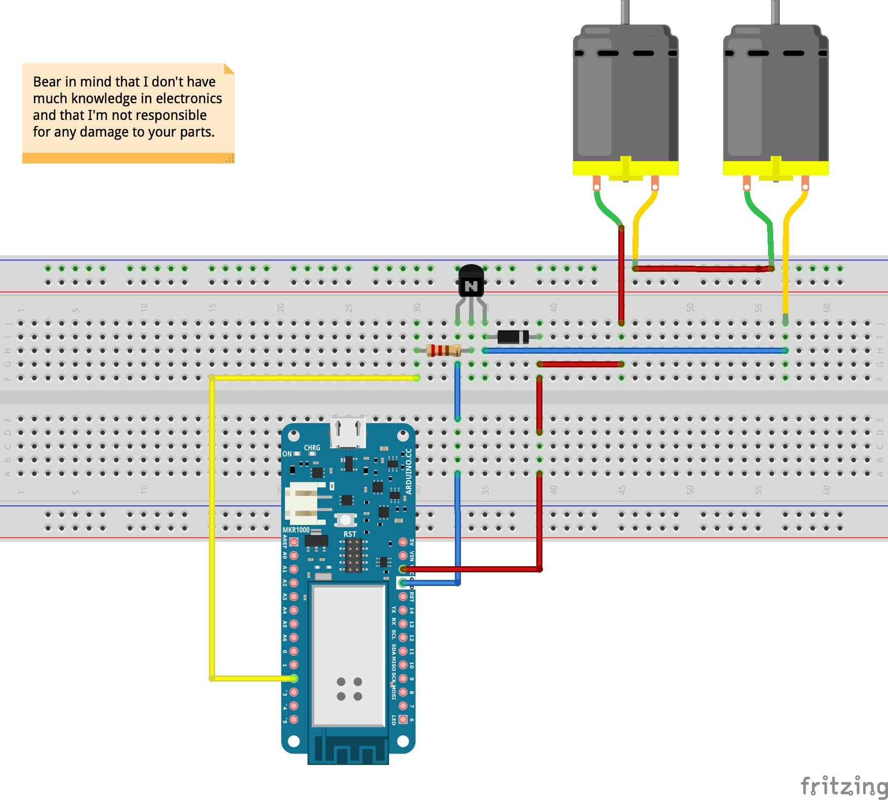 This is basically the same circuit as the one found in the Adafruit website