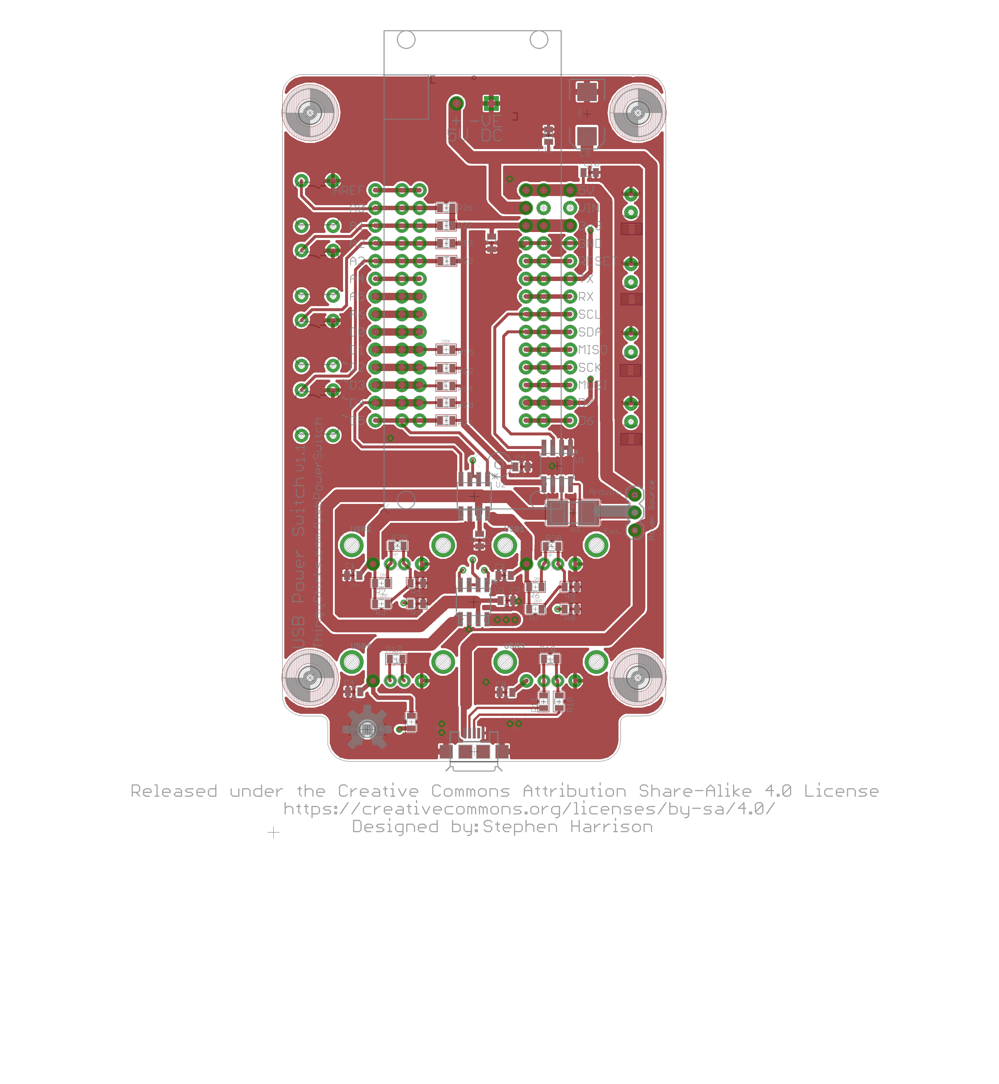 Alexa Enabled Usb Power Switch Wire Diagram To Dh Pcb Top 4port 7drsbhfkkw