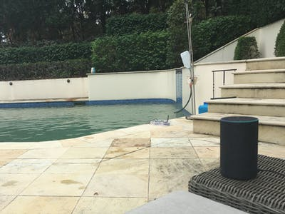 Smart Pool: Alexa Controlled Pool Manager