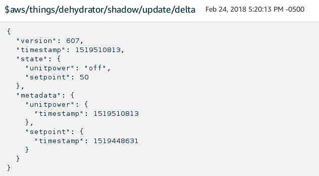 delta example (AWS Test page)