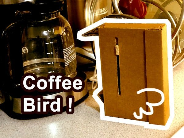 Coffee Bird!