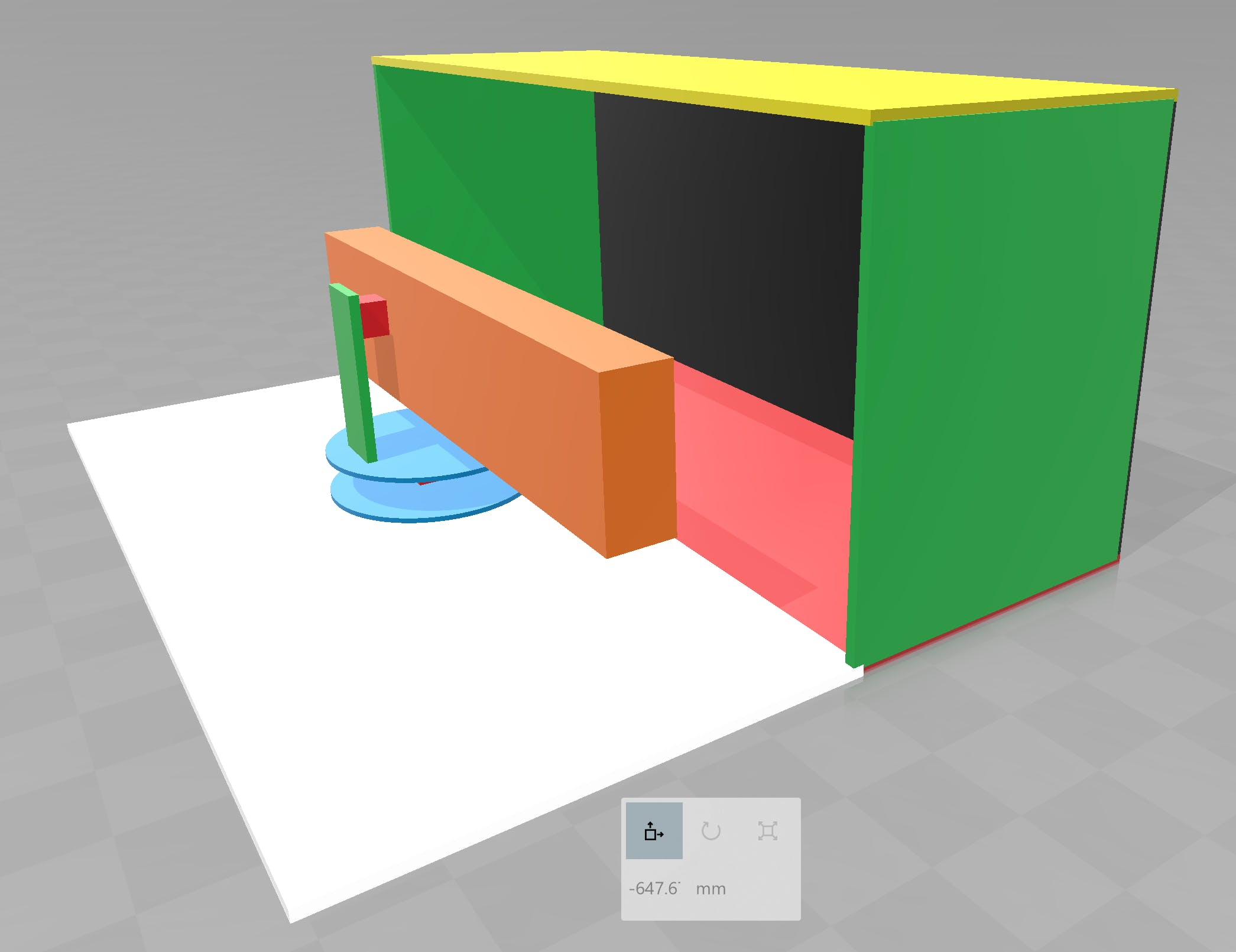 Box Dimensions and Together