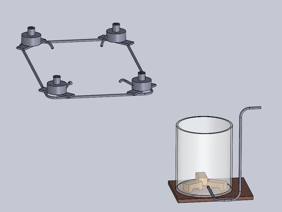 Smart Shower Gadget