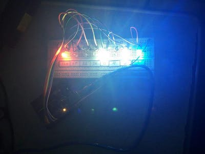 8bit Number Display