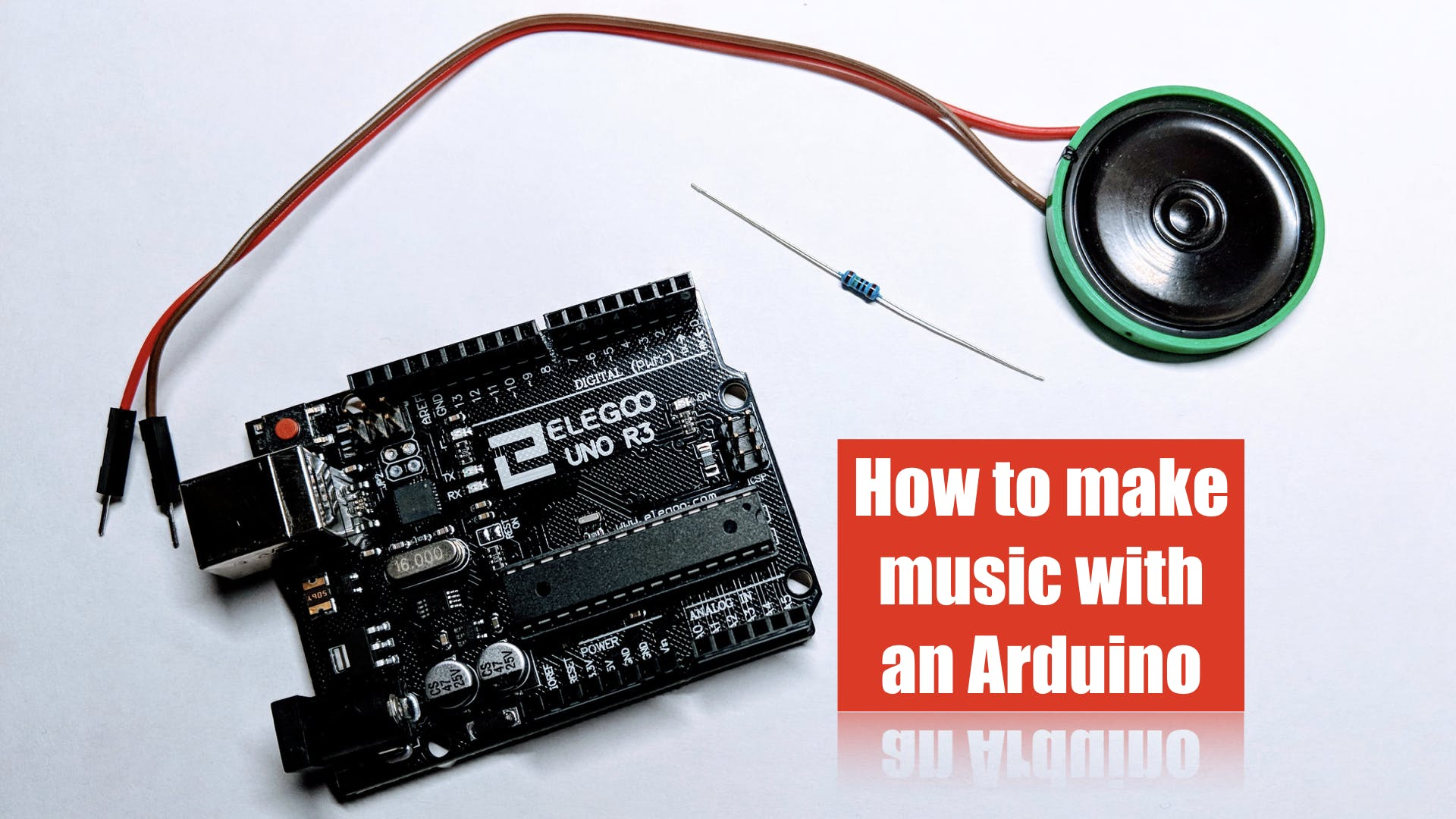 How to make music with an Arduino