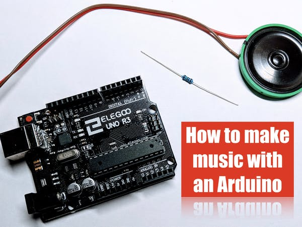 How to make music with an arduino project hub