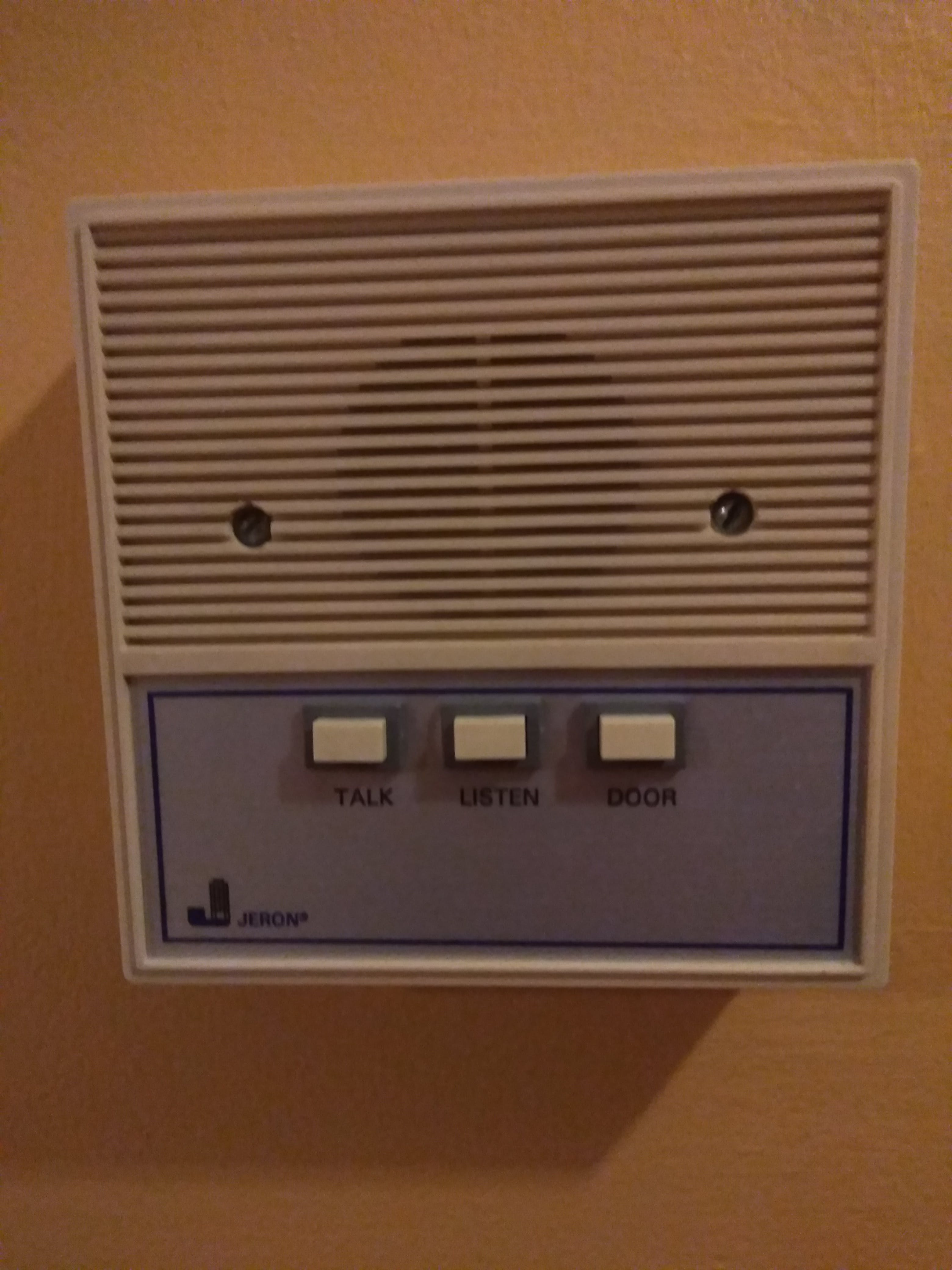 Door Buzzer System