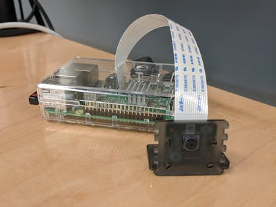 Lane Tech HS - PCL - Raspberry Pi Motion Activated Camera