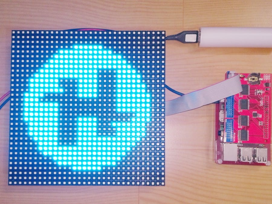 Getting Started With RGB Matrix Panel - Hackster io