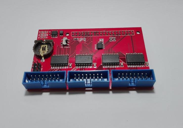 ElectroDragon RGB Matrix Panel Drive Board