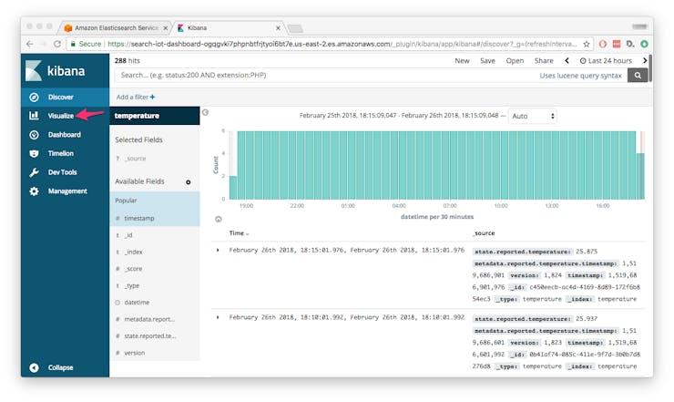 Omega2 AWS IoT Temperature Sensor Monitor - Hackster io
