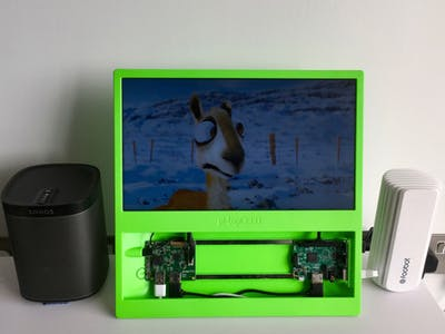Digital Signage on Raspberry Pi with Screenly and resin.io