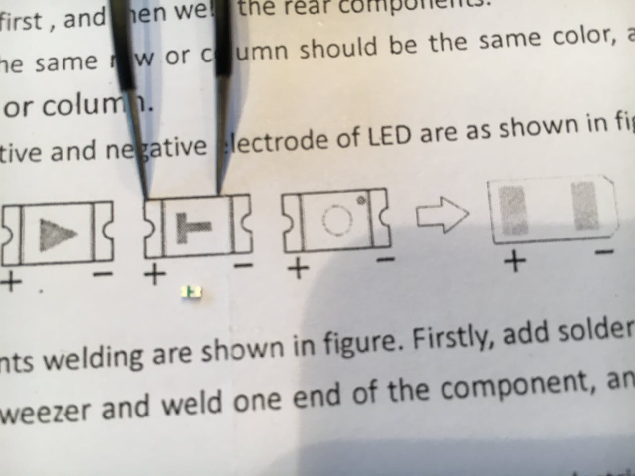 Soldering A Led Music Spectrum Flash Kit The And Schematic Reading It39s Great For Beginners