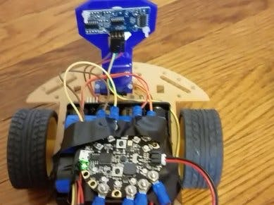 What Do I Build Next?...A CircuitPlaygroundExpressRobot