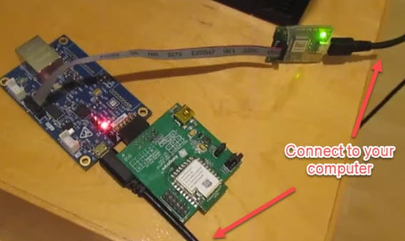 WiFi module is not used in the first phase of this project