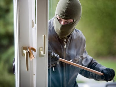 Lane Tech HS - PCL - IR Burglar Alarm with IOT relay twist