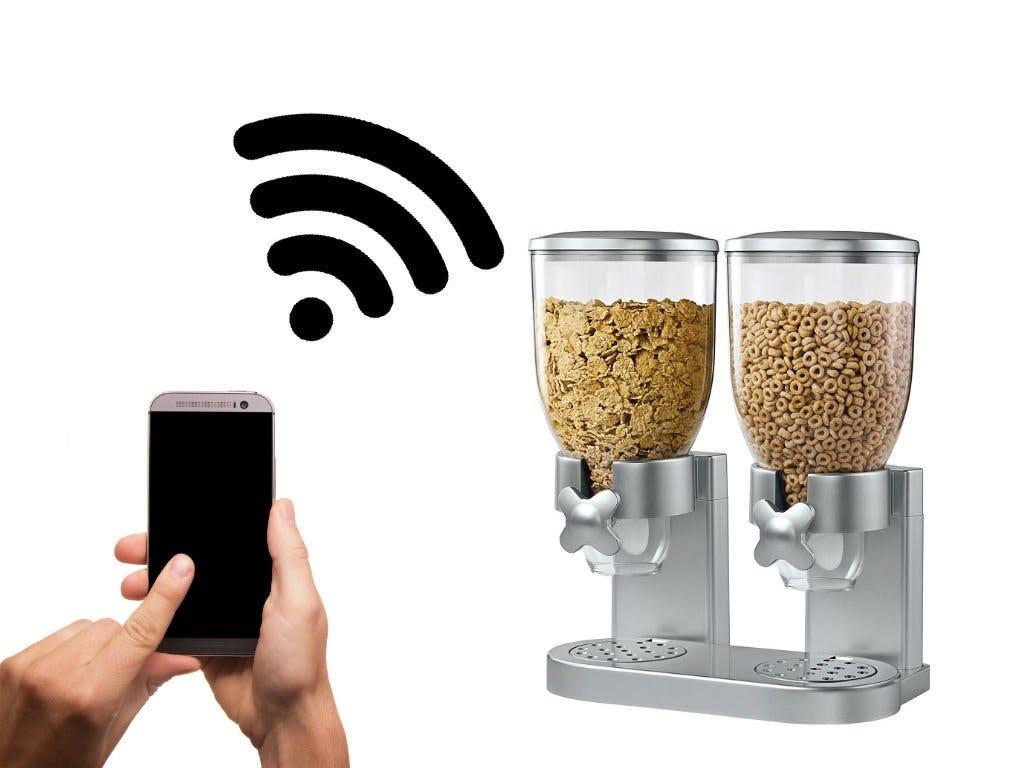 Lane Tech HS - PCL - Automated Food Dispenser