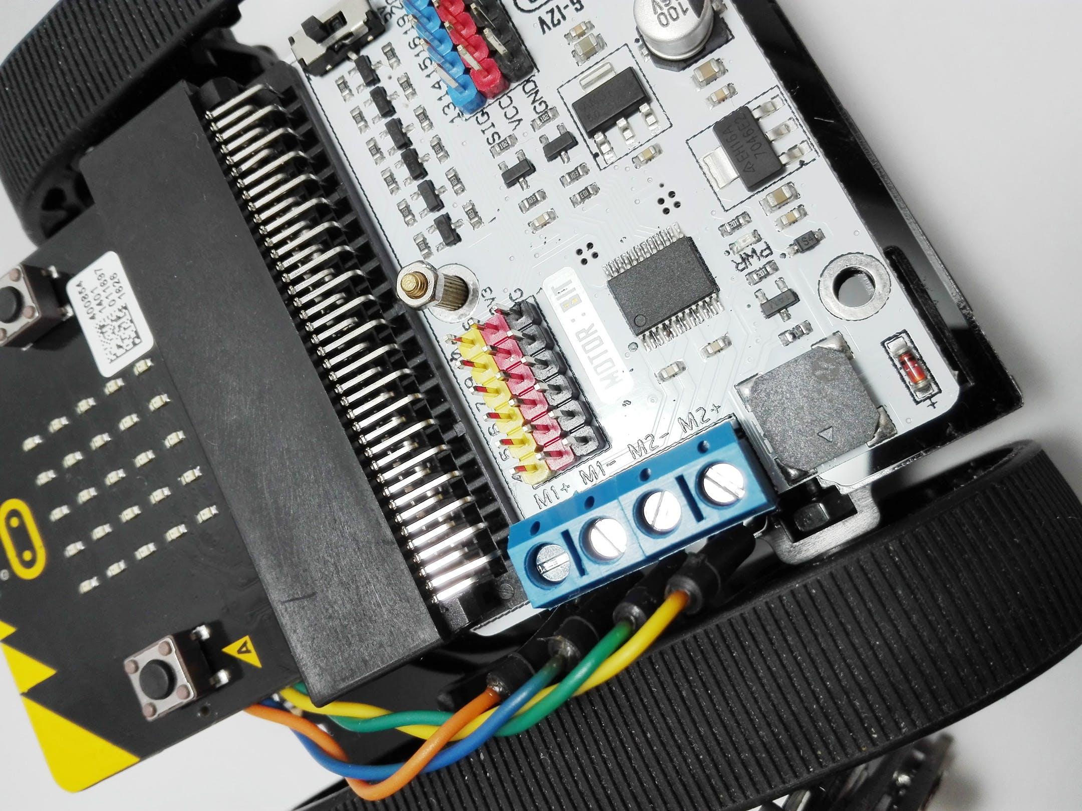 Motor Connector