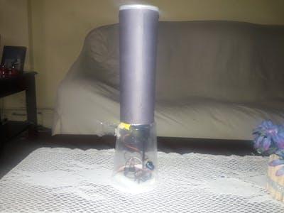 Lane Tech HS - PCL - <Automated Dog Food Dispenser>