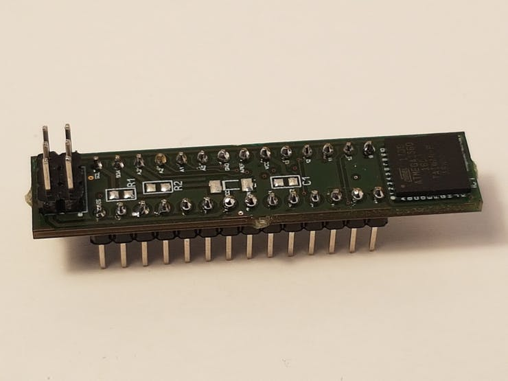 Arduino Uno With 8 Times More Memory Hackster