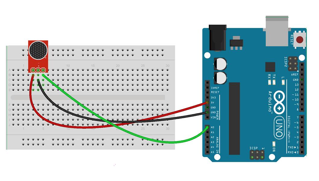 Arduino sound module