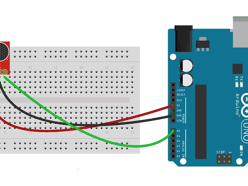 Arduino Sound Sensor Module / Sound Sensor with arduino Code