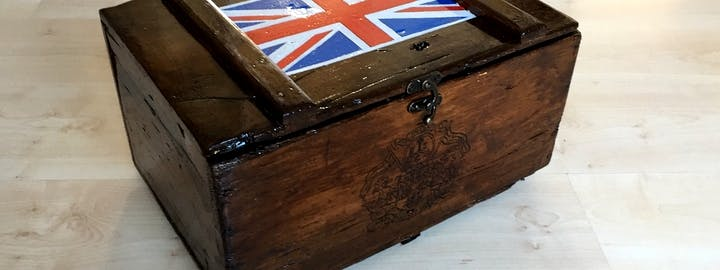 Ye Olde Crate