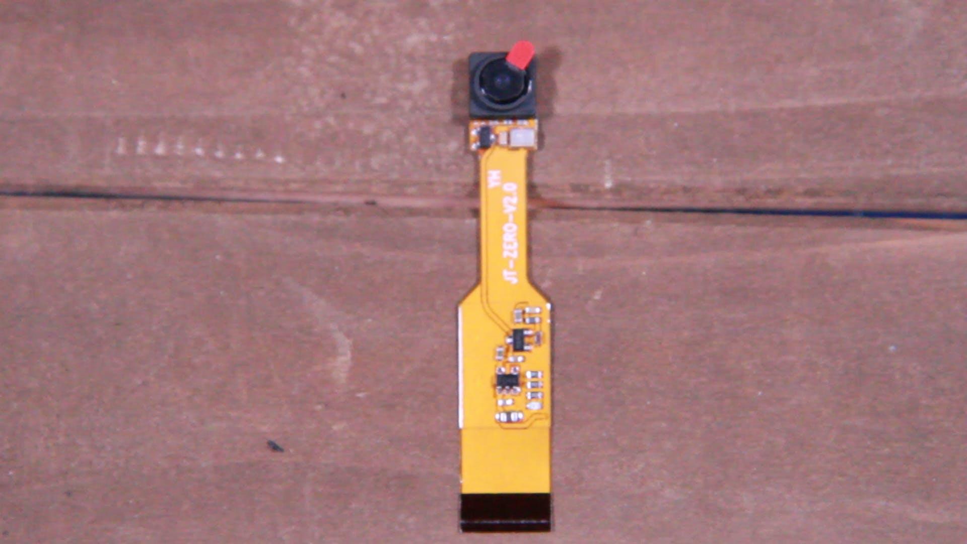 Mini Pi Zero camera