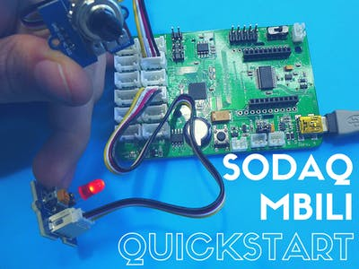 SODAQ Mbili Quick Start Guide
