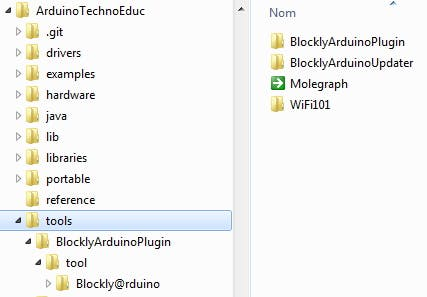 Plugin Blockly@rduino for Arduino IDE - Arduino Project Hub