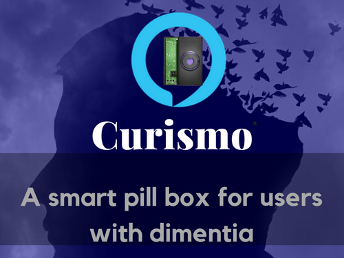 Curismo: A Smart Pill Box Assistant For Users With Dementia