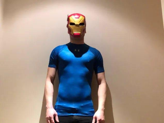 Pi-ron Man