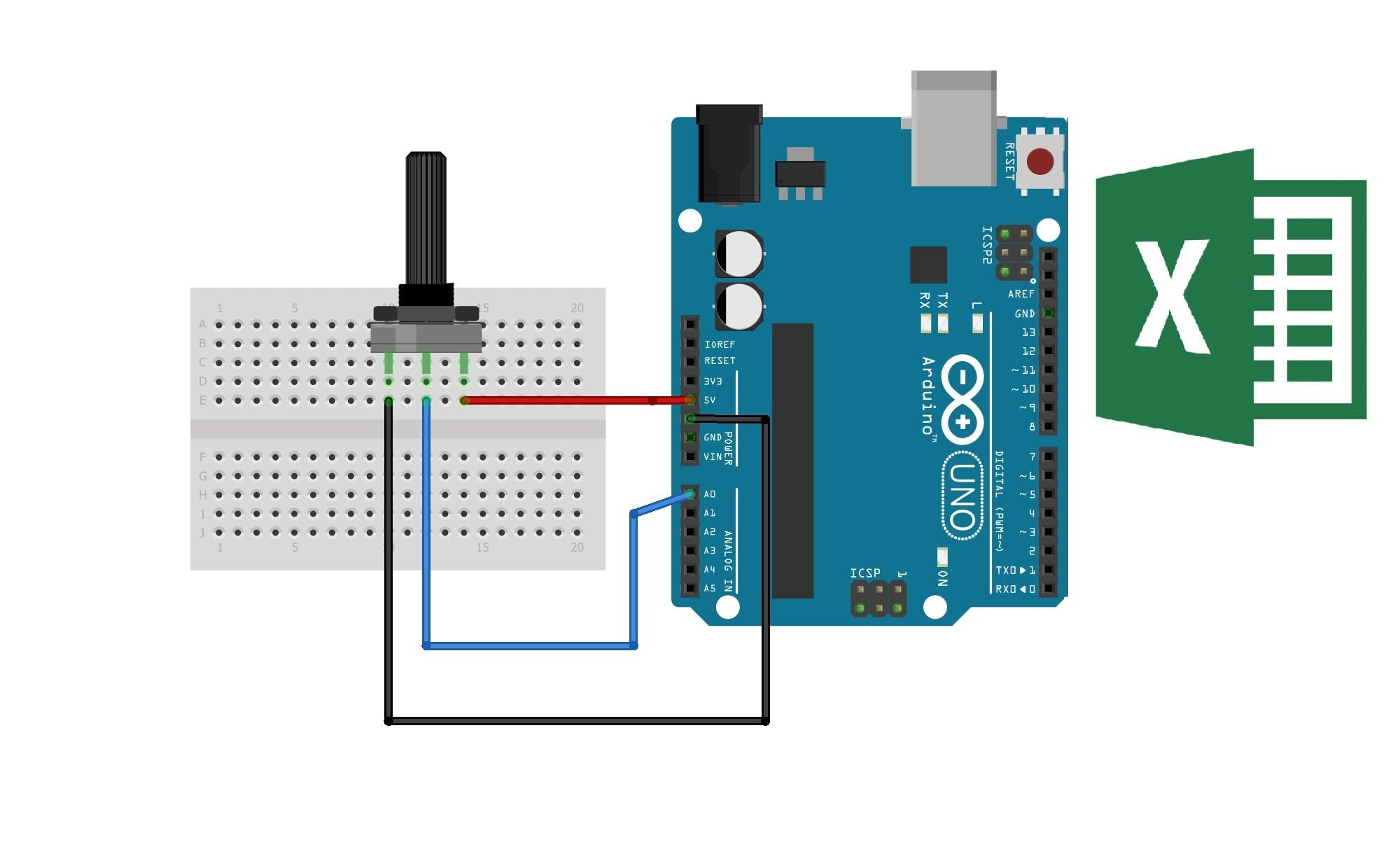 Arduino To Excel Communication