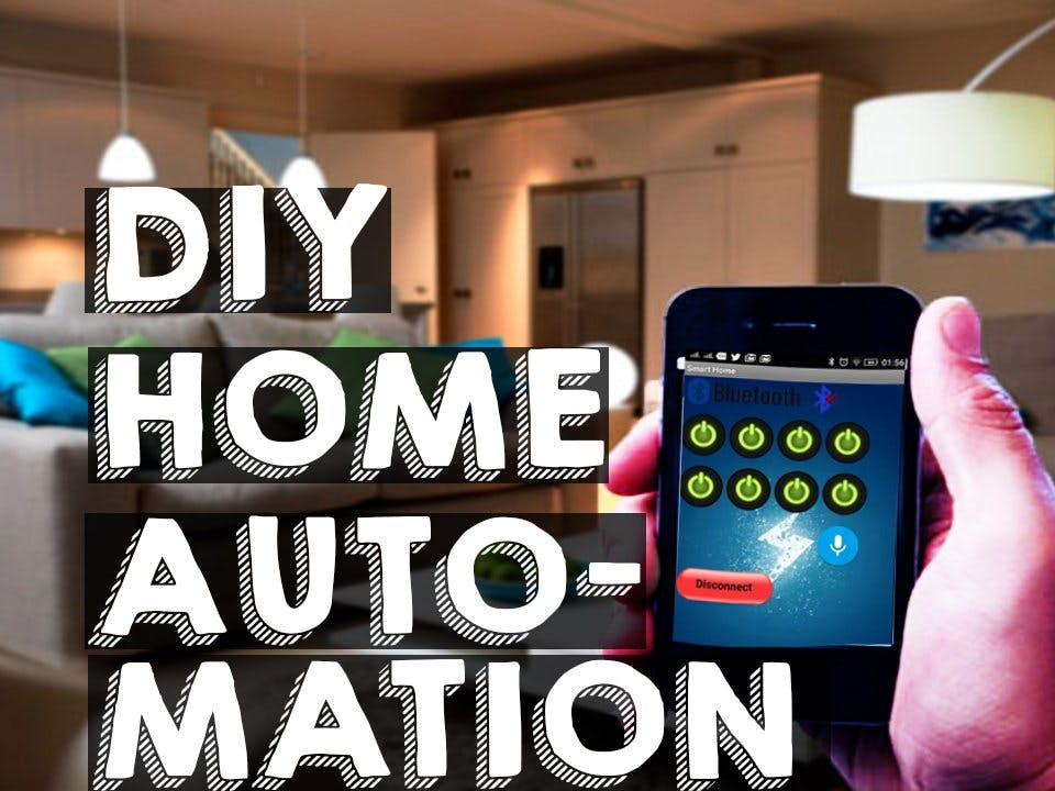 Home Automation Using Bluetooth