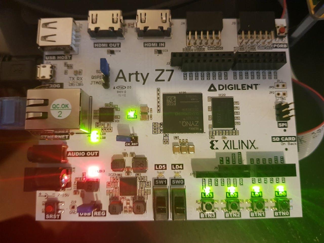 Programming Python on Zynq FPGA - Hackster io