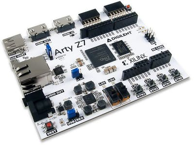 Programming Python on Zynq FPGA