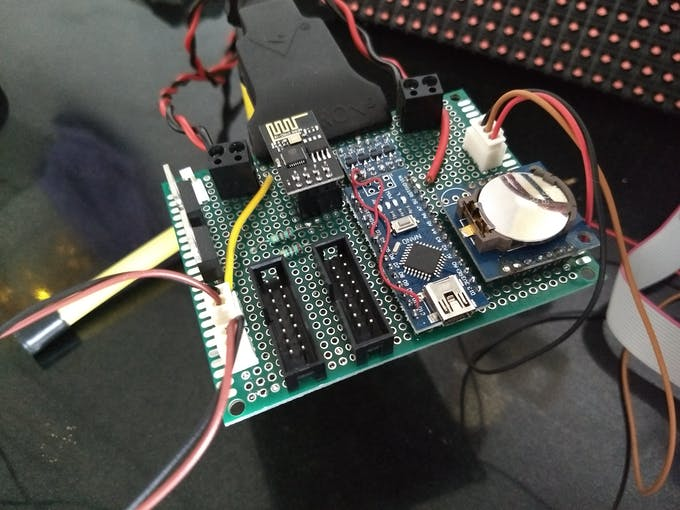 I do have to remove arduino nano and adjust the pins in Arduino mega due to low ram.