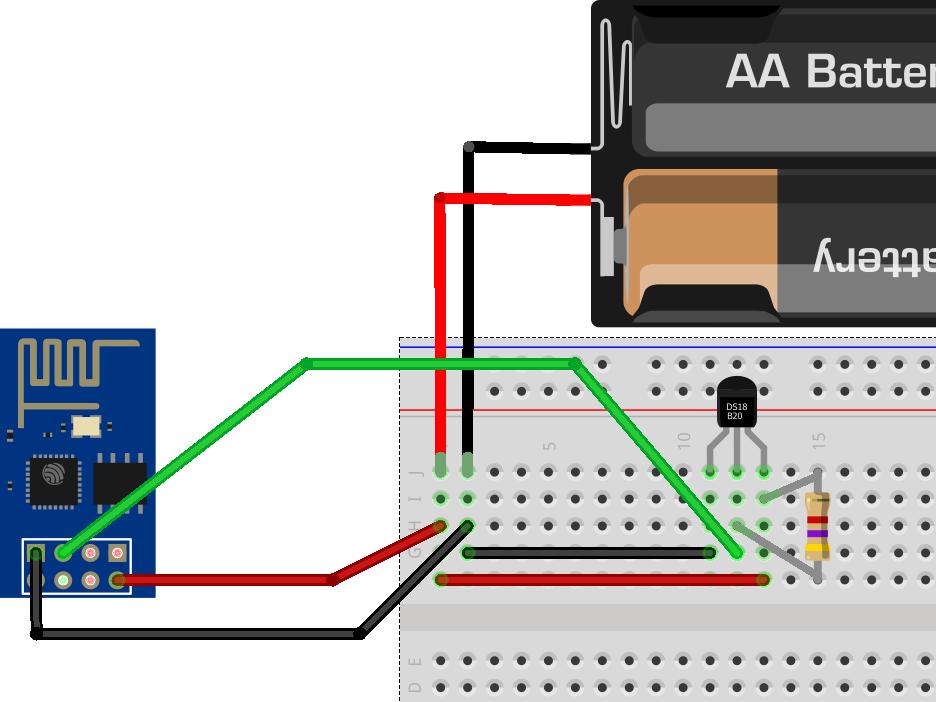 Temperature Sensor Circuit Soda Wiring Diagram